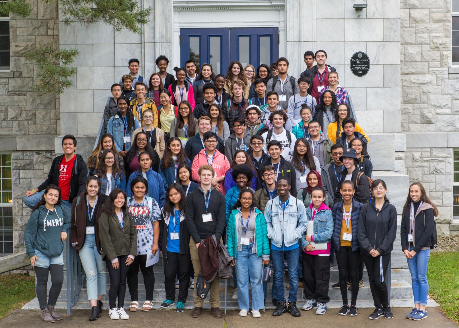 Discover Middlebury Students